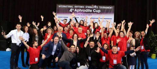 """Η επιτυχία του 4ου """"Aphrodite Cup"""" ανεβάζει τις προσδοκίες ενόψει της ερχόμενης χρονιάς"""