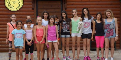 1st TRAINING CAMP Loutraki Greece 15-31 July