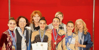 Greek National Rhythmic Gymnastics Championship