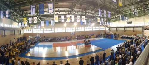 Τα εγκαίνια του νέου Κλειστού Γυμναστηρίου του Παλαιού Φαλήρου (photos)
