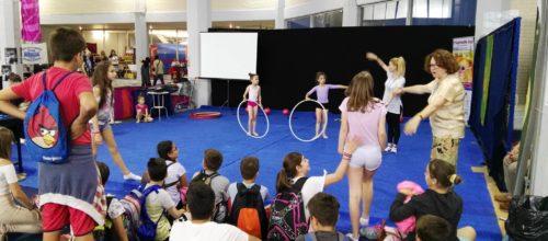 Συμμετέχουμε στην 1η Γιορτή Αθλημάτων στο ΣΕΦ για παιδιά Δημοτικού