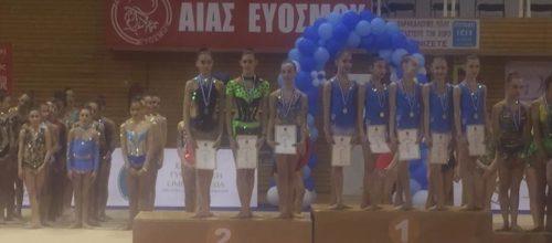 Σπουδαίες επιδόσεις από τις αθλήτριές μας στο Πανελλήνιο Πρωτάθλημα Νεανίδων (photos)