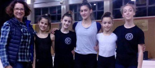 Στο κλειστό «Σοφία Μπεφόν» ο προκριματικός γυναικών-νεανίδων της Ρυθμικής Γυμναστικής