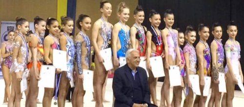 Θρίαμβος του Γ.Ο.Π.Φ. «Η Αρμονία» στο πανελλήνιο πρωτάθλημα ρυθμικής γυμναστικής νεανίδων!
