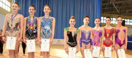 «Ασημένια» στις κορύνες η Ευγενία Σαρίδη στο Πανελλήνιο Πρωτάθλημα Γυναικών!