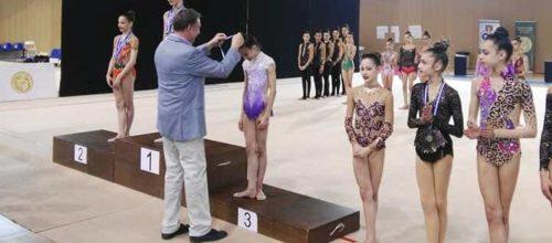 Χάλκινο μετάλλιο για τη Γιαννοπούλου στην κορδέλα, στο πανελλήνιο νεανίδων