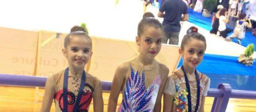 """Δύο μετάλλια για τον σύλλογό μας στην κατηγορία Kids A, στο """"Irini Cup Chalkida"""""""