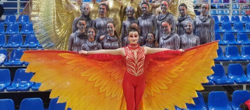 """Ο σύλλογός μας παρών στο Contest του """"Cosmogym"""", με το πρόγραμμα """"Fire Bird"""""""