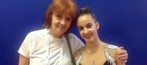 Συγχαρητήρια στην Ελένη Κελαϊδίτη για την εμφάνισή της στο ευρωπαϊκό πρωτάθλημα
