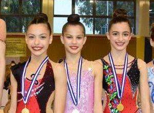 Τρεις νεαρές αθλήτριές μας στις επιλογές της Ε.Γ.Ο.