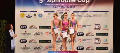 Η Εθνική ανσάμπλ και η Ελένη Κελαϊδίτη ανοίγουν τα φτερά τους, μετά την επιτυχία του Aphrodite Cup