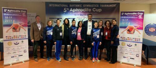 Τα αστέρια της εγχώριας και διεθνούς ρυθμικής γυμναστικής δίνουν ραντεβού στο Φάληρο και στο 5ο Aphrodite Cup