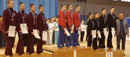 «Ασημένιες» οι Νεανίδες μας στο Ομαδικό και «χάλκινη» η Λυκάκη στο Σύνθετο Ατομικό, στο Πανελλήνιο Πρωτάθλημα!