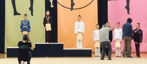 Σάρωσαν τα μετάλλια και τις διακρίσεις οι αθλήτριές μας στη Λιβαδειά!